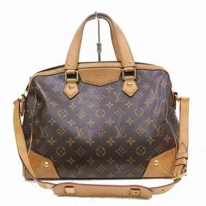 Auth Louis Vuitton Retiro Pm Hand Bag #882L56